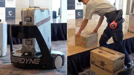 Les robots s'invitent dans l'aéroport de Tokyo - SciencePost | Une nouvelle civilisation de Robots | Scoop.it