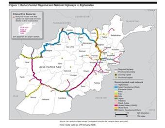 Road Reconstruction in Post-Conflict Afghanistan | Development in Afghanistan | Scoop.it