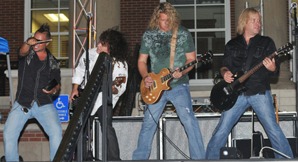 Eagles Tribute Band Soars into Saturday on the Square - SurfKY News   Classic Urban Rock   Scoop.it