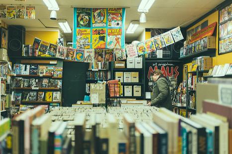 Les mutations de la BD : une journée interprofessionnelle autour des bulles | LR livre et lecture dans les médias | Scoop.it