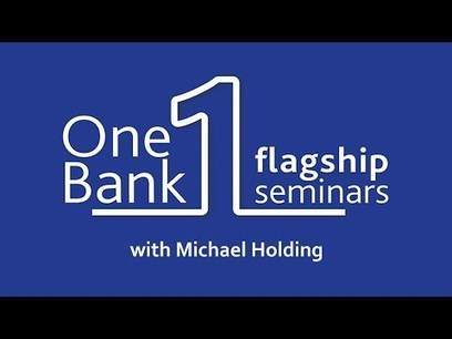(BoE ) One Bank Flagship Seminar by Michael Holding LIVE | ProfitF.com - Trading with Profit | Scoop.it