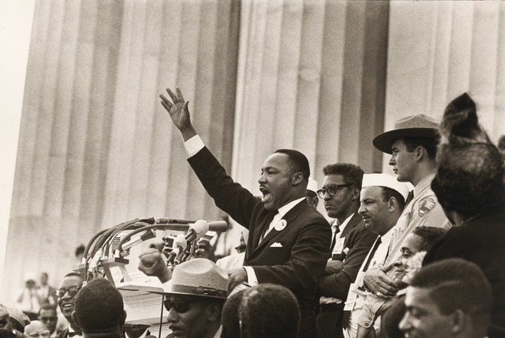 "National Portrait Gallery opens ""One Life: Martin Luther King Jr."" 
