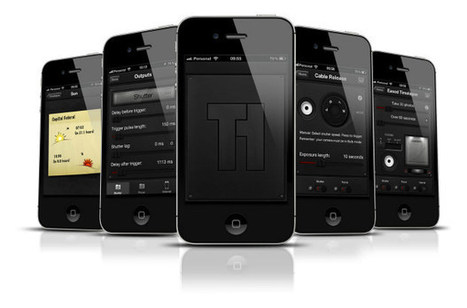 Triggertrap Mobile App is Now Free for iOS and Android | iOS - News | Scoop.it