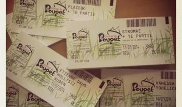 Festival de Poupet 2014: billets disponibles pour Stromae, Placebo ... - Concertlive.fr | lepetitmonty.fr | Scoop.it