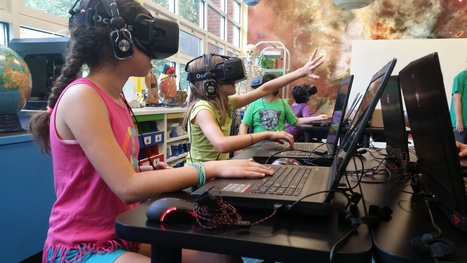 5 Revolutionary Educational and Professional Uses for Virtual Reality | REALIDAD AUMENTADA Y ENSEÑANZA 3.0 - AUGMENTED REALITY AND TEACHING 3.0 | Scoop.it