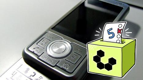 Five Best Feature Phones   L'actualité du monde des tablettes   Scoop.it