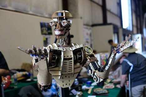 Rien n'arrêtera lemouvement Maker | Post-Sapiens, les êtres technologiques | Scoop.it