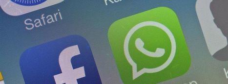 Así puedes evitar que Facebook se quede con tus datos de WhatsApp | Recull diari | Scoop.it