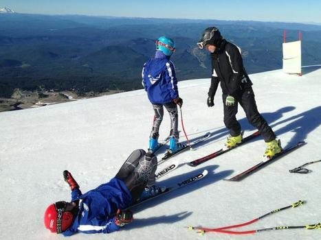 What Are The Benefits Of Skiing Summer Camps? | NASC Mt. Hood Summer Ski Camp | Scoop.it