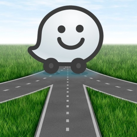 Everything You Need to Know About Waze | Social Media Journal | Scoop.it
