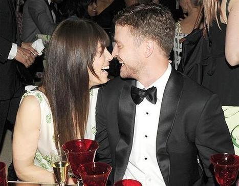 Justin Timberlake and Jessica Biel are married | myproffs.co.uk - Entertainment | Scoop.it