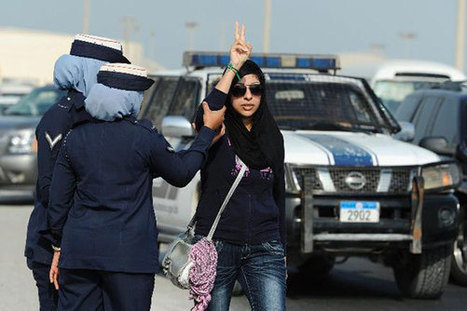 Arbitrary arrest of Zainab Al-Khawaja and violation of her right to protest | CJFE | Human Rights and the Will to be free | Scoop.it