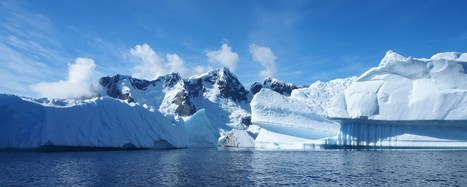 Why is Antarctica's Ice Sheet Growing in a Warming World?   Oceans and Wildlife   Scoop.it
