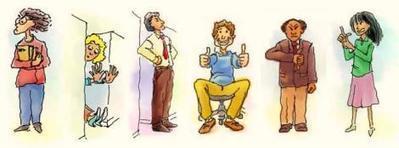 Comportamiento Organizacional. Seis tipos de personas difíciles de tratar. | En Comunicación Percepción es Realidad | Scoop.it