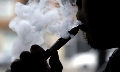 There's no evidence e-cigarettes are as harmful as smoking | Thorax Weekly | Scoop.it