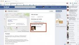Lier votre Page Facebook à votre Profil Facebook... et vice versa.   jazrom   Scoop.it