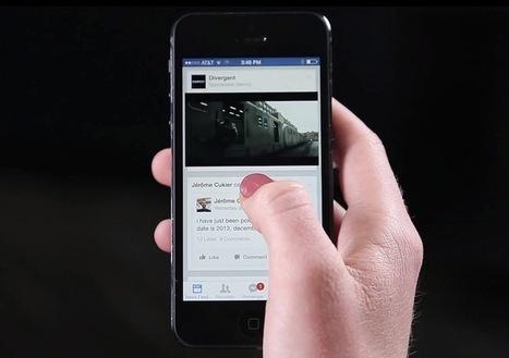Il y aura plus de vidéos dans votre fil d'actualité Facebook | Tout sur les réseaux sociaux | Scoop.it