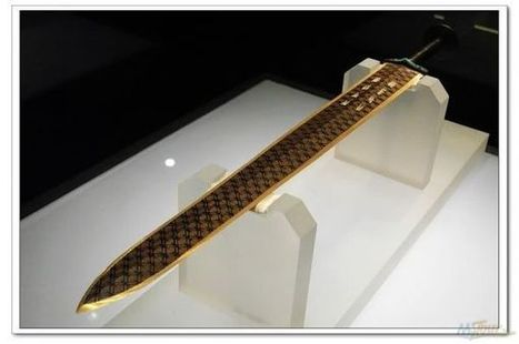 The 2500-Year-Old Sword Discovered Untarnished In China | levin's linkblog: Knowledge Channel | Scoop.it