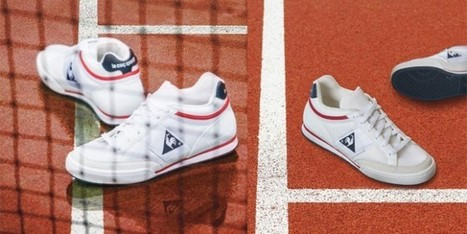 le coq sportif porta la Urban Jungle sul campo da Tennis | Moda Donna - sfilate.it | Scoop.it