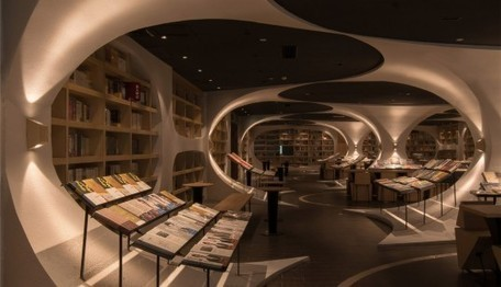 This Chinese bookstore is a mind-bending tunnel of books | Library Advocacy | Scoop.it