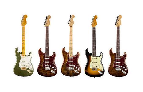 Fender Custom Shop: Artisan & Master Design | Stratocaster | Scoop.it