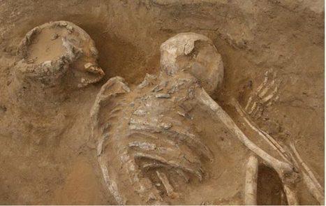 Hallan en Egipto restos de talleres neolíticos de procesado de hematita, los primeros conocidos en el desierto occidental | Egiptología | Scoop.it