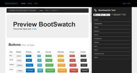 15 More Twitter Bootstrap Resources | Online Marketing Resources | Scoop.it