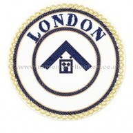 London Grand Rank Undress Apron Badge | Masonic Gifts | Scoop.it