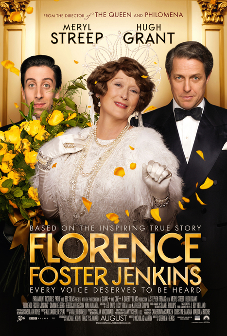 """""""Florence Foster Jenkins"""": Be All You Can't Be 