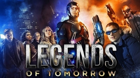 Legends of Tomorrow: nuove sequenze in un video | E-multiverse | Scoop.it