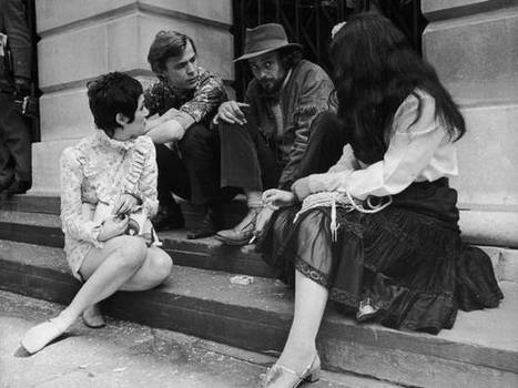 John Hopkins: Charismatic photographer, activist and leading figure in London's counterculture of the Sixties | All things Sixties | Scoop.it
