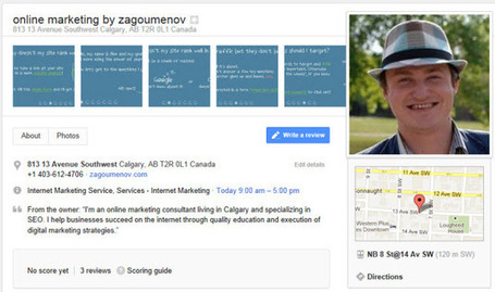 How To Get Reviews And Improve Local Ranking With Google+ Local | Search Engine People | Toronto | The Google+ Project | Scoop.it