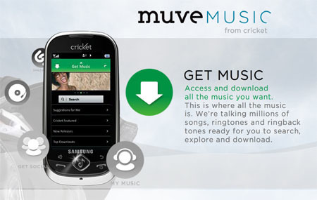 Muve Music, for Mobile Users, Thrives in Shadow of Competitors | Music business | Scoop.it