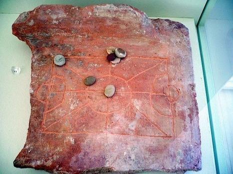Tabula: La abuela del backgammon se llamaba tabula | Cultura Clásica | Scoop.it