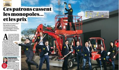 [Capital] Ces patrons cassent les monopoles... et les prix   La revue de presse 1001pharma   Scoop.it
