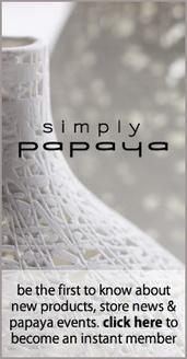 Papaya, Simply Beautiful Homeware, Homewares Online - Sydney, Australia | Vases Online | Scoop.it