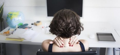 The 5 Things That Stress Us Out the Most at Work | Fit as a fiddle | Scoop.it