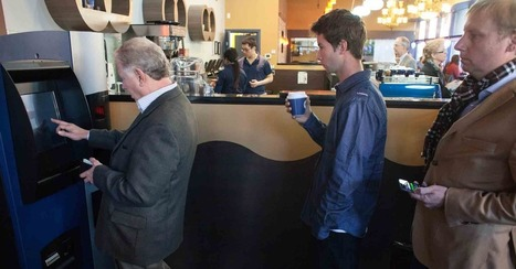World's First Bitcoin ATM Opens In Vancouver, Canada | atm | Scoop.it