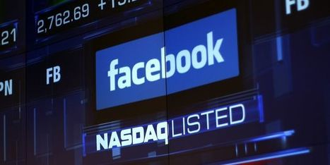 Premiers résultats financiers très attendus pour Facebook | Facebook, Twitter, Google+, Pinterest et compagnie | Scoop.it
