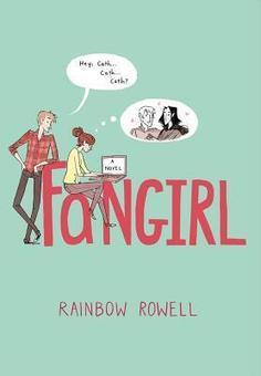 Lunanshee's Lunacy: Review: 'Fangirl' by Rainbow Rowell | YA Literature | Scoop.it