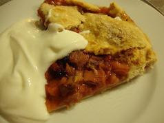 As Minhas Receitas: Galette de Morango e Ruibarbo | Foodies | Scoop.it