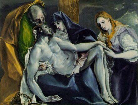 1er octobre 1541 naissance d'El Greco | Racines de l'Art | Scoop.it