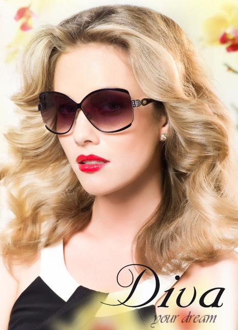 Eyewear for todays modern Woman with Diva eyewear | Elzais.com | Scoop.it