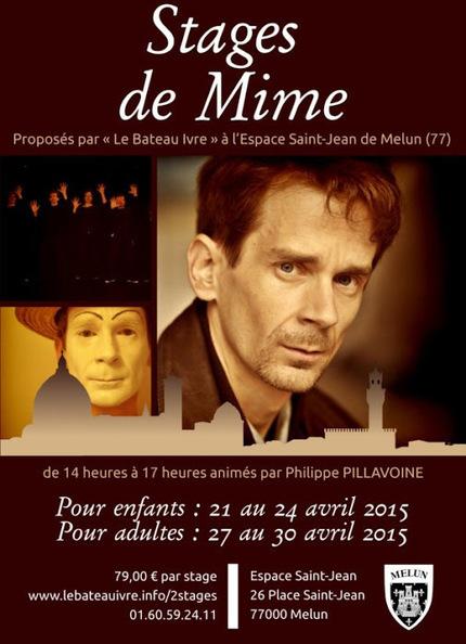 « 2 Stages de Mime » | « Le Bateau Ivre » - Google+ | « Le Bateau Ivre » | Scoop.it