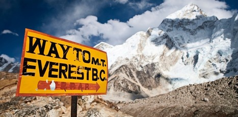The Highway to Everest | Into Thin Air | Scoop.it