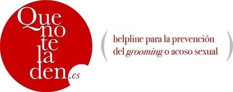 Grooming o Acoso Sexual en Internet, Helpline para su prevención | Educación 2.0 | Scoop.it