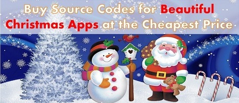 Get Amazing Discount Offers for Christmas Special apps from SellMySourceCode | Mobile App Source Code | Scoop.it