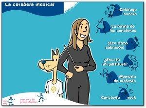 La Carabela Musical. Tercer Ciclo | Juegos Tic para Música Primaria | Scoop.it