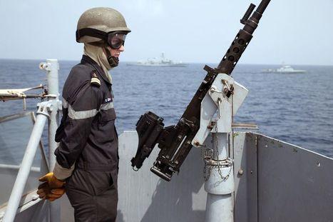 Piraterie: «De nombreux pays ont déjà autorisé les sociétés privées à intervenir» | droit de la mer | Scoop.it