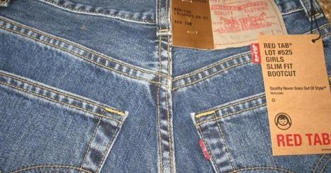 Levi's CEO: Stop Washing Your Jeans, Save the World | Entreprises et développement durable | Scoop.it